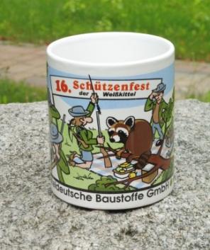 Schützenfest Weisskittel